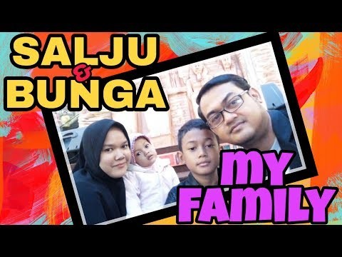 Salju & Bunga - Family