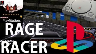 Rage Racer Review Sony Playstation   Classic Retro Game Room