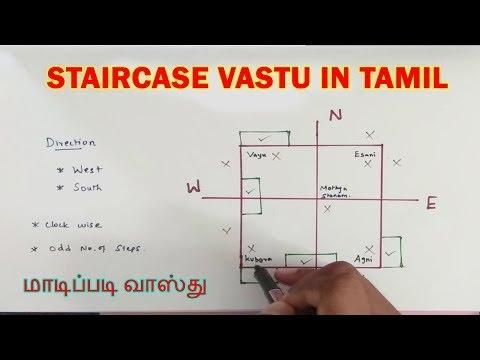 படிகள் வாஸ்து/படிகளில் 9 வாஸ்து விஷயங்கள்/வீட்டில் படிக்கட்டு எப்படி அமைய வேண்டும்/chennaivasthu