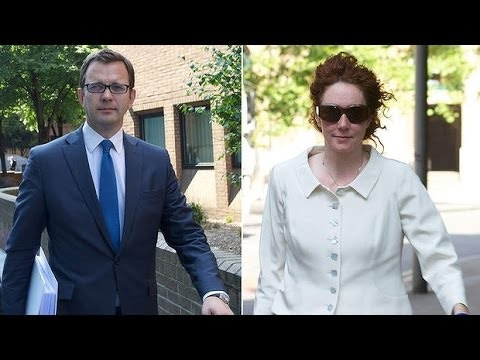 Hacking Trial Coulson Guilty, Brooks Cleared Of Charges