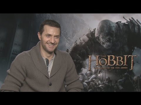 Richard Armitage Interview: The Hobbit: The Battle of the Five Armies