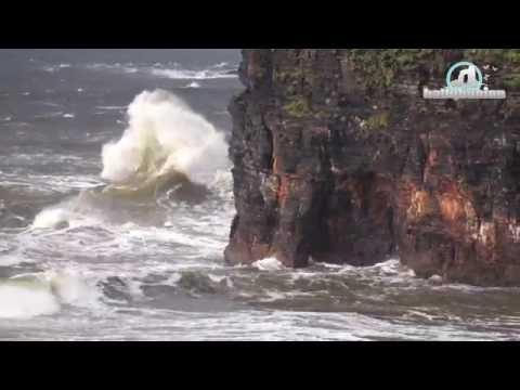 Wild Atlantic Way - Kerry - Ballybunion - episode 1 - winter 2016