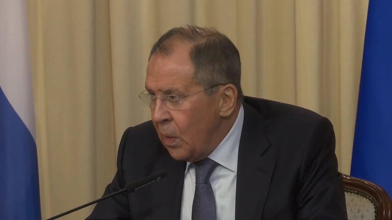 """PTV News Speciale 13.04.18 - Lavrov: """"Un Paese straniero ha inscenato il falso attacco chimico"""""""