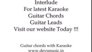 Karaoke tu hi ye mujhko bata de