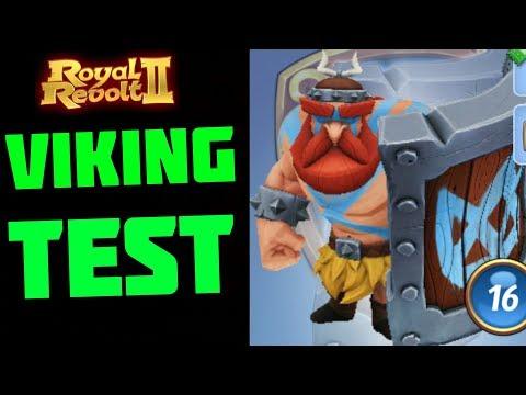 ROYAL REVOLT 2 - VIKING TEST & GAMEPLAY
