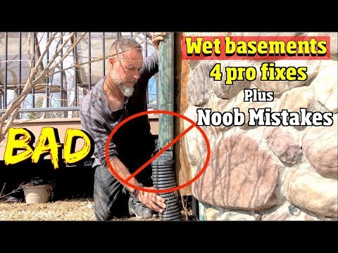 4-solutions-to-fix-a-wet-basement-plus-noob-mistakes