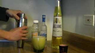 Harvey Wallbanger Cocktail Recipe