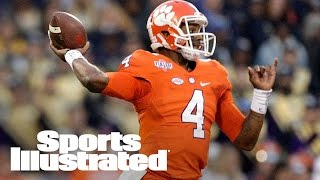 Deshaun Watson Still In The Top 3 NFL Draft QB Prospects? | SI NOW | Sports Illustrated