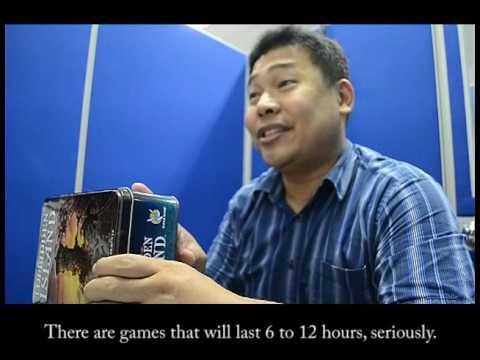 Thesis Interview 1: Board game Entusiast