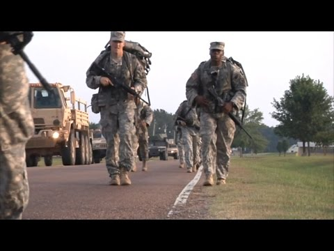 Mississippi ANG MP Warfighter Competition 2015
