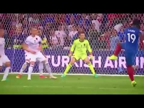 Евро-2016: онлайн матча Франция – Албания – 2:0 (фото
