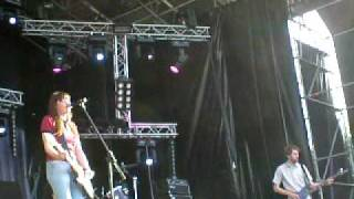 """Magik Markers - """"Don't Talk in Your Sleep"""" live @ Primavera Sound '09"""