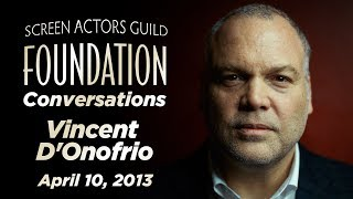 Conversations with Vincent D'Onofrio streaming