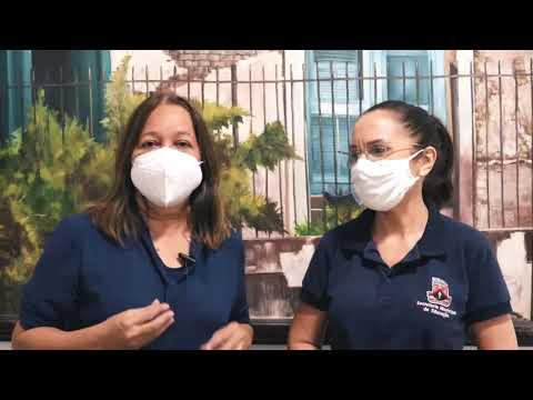 VÍDEO! Secretárias anunciam vacinação contra a Covid de profissionais da educação em GBA