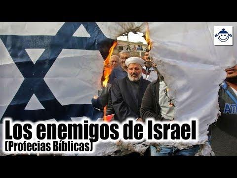 ✡ Los Enemigos De Israel (Profecias Bíblicas) ¿Qué Dice La Biblia?