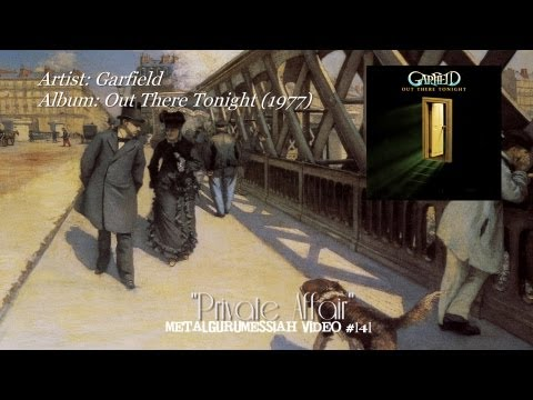 Private Affair - Garfield (1977) ~MetalGuruMessiah~