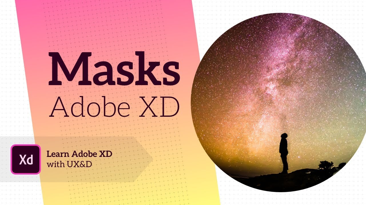 HOW TO MASK in Adobe XD! – 2uts