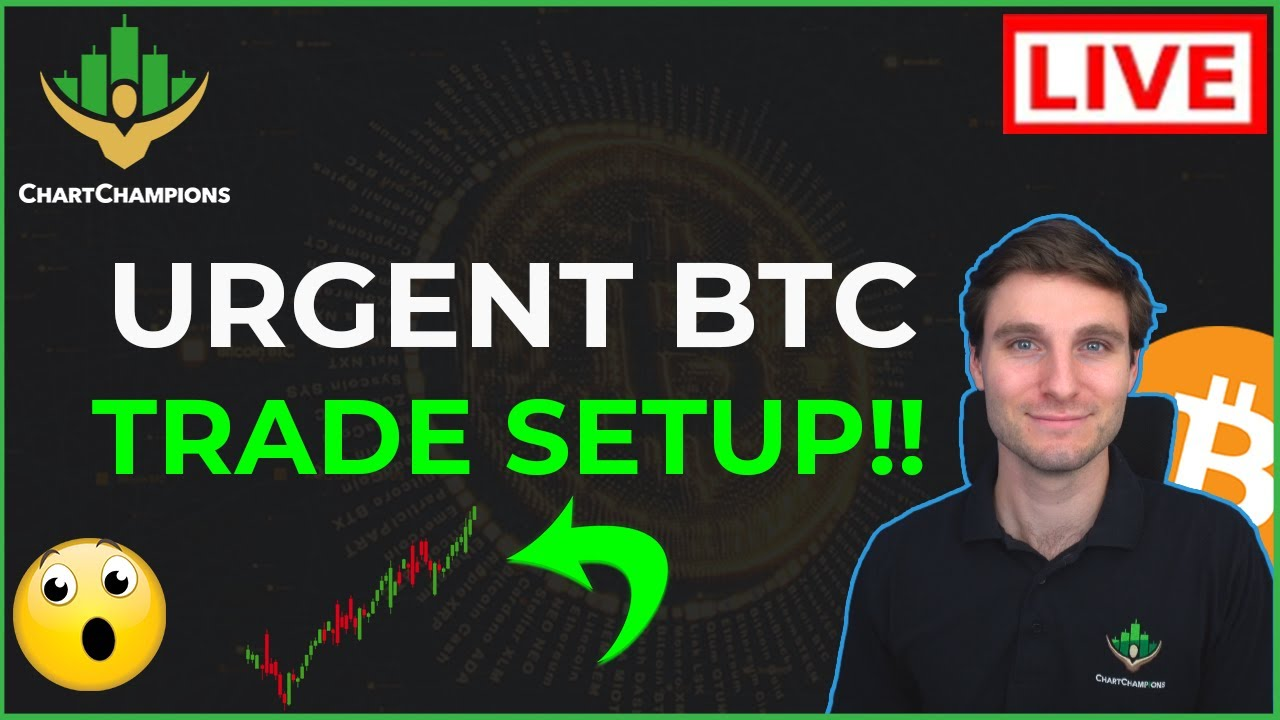 ? THIS IS ONLY BTC TRADE YOU NEED. URGENT ? Bitcoin Technical Analysis.
