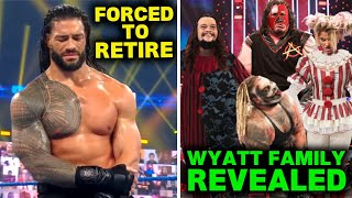 Roman Reigns Forced To Retire & The Fiend New Wyatt Family Revealed - 5 Breaking WWE Rumors For 2020
