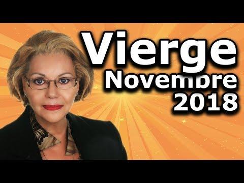 Horoscope Vierge Novembre 2018