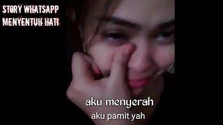 Gambar cover Story whatsapp paling sedih terbaru 2019 bikin baper kekinian status ig snap wa menyentuh hati viral