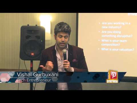 Vishal Gurbuxani: Idea to IPO   Diya TV Dialogue