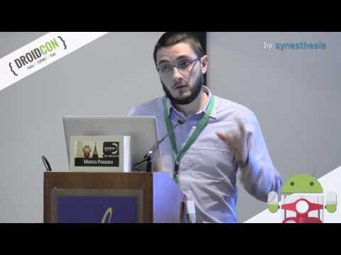 Droidcon 2015 / Secure VoIP - Marco Pozzato, Emanuele Gambaro