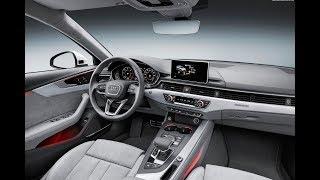 New Audi A4 allroad quattro Concept 2017 - 2018 Review, Photos, Exhibition, Exterior and Interior
