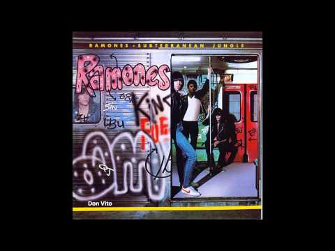 The Ramones - Every Time I Eat Vegetables It Makes Me Think Of You