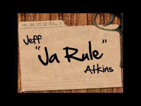 Ja Rule - The Atkins File (Full Mixtape)