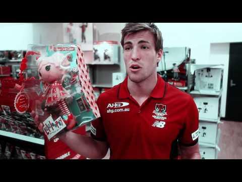 Melbourne Football Club & Berry Street Christmas Video