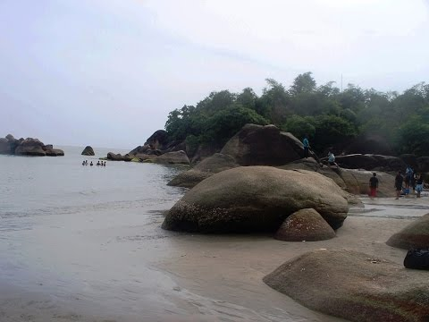 Awesome Trip To Honeymoon Island, South Goa, India Tourism Video
