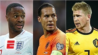 Ranking the top 5 international teams in the world | ESPN FC