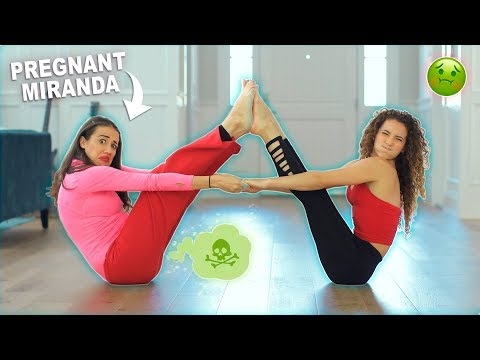 yoga-challenge-with-pregnant-miranda-sings