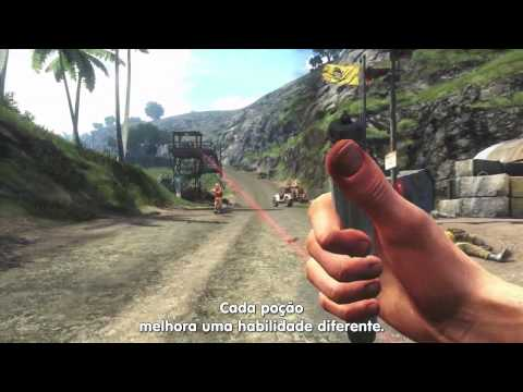 Far Cry 3 - Trailer do Lançamento Oficial [Legendado]
