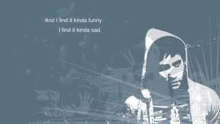 Mad World (Official Lyrics Video) by Michael Andrews featuring Gary Jules