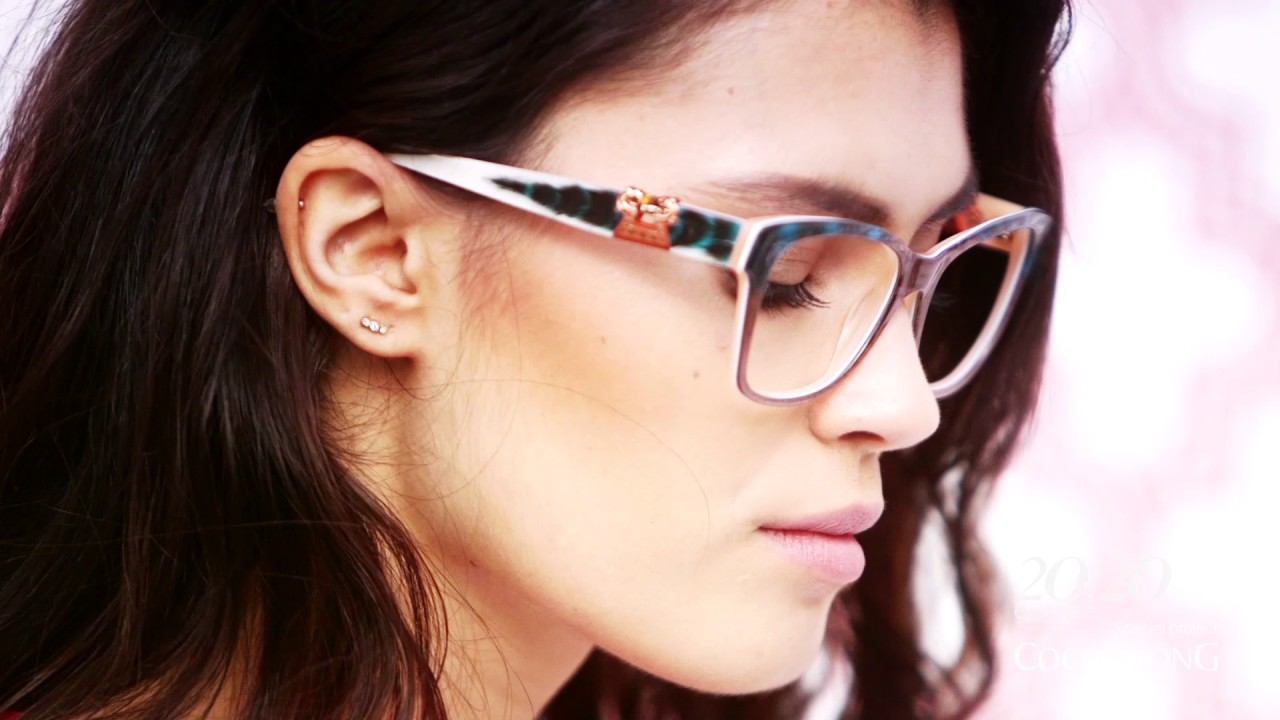 Coco Song Eyewear by Area98 - YouTube
