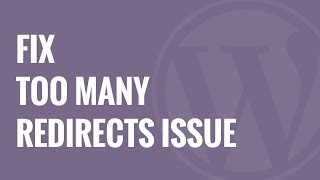 Download lagu How to Fix Error Too Many Redirects Issue in WordPress MP3