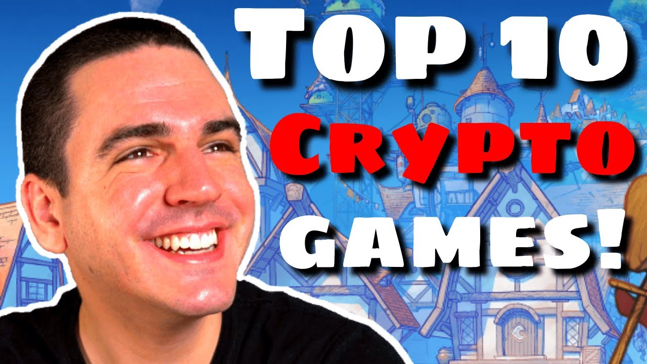 TOP 10 BEST NFT GAMES Coming In 2021! (BEST Play to Earn Crypto, Blockchain Games 2021)
