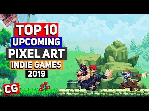 Top 10 BEST Upcoming Pixel Art Indie Games – 2019 & Beyond!