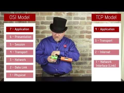 CompTIA Network+ Certification [License to Tech] Ep 011: OSI and TCP/IP Model
