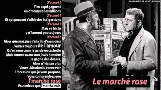 Jacques Pills - Marché rose