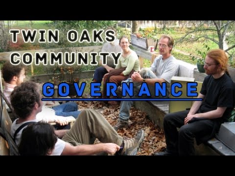 Twin Oaks Labour & Governance || Valhalla Movement Trippin