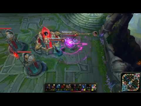 League of Legends DJ Sona Replay (No Commentary)
