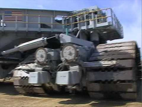 Inside the NASA Crawler Transporter - PART 3 of 3 - YouTube