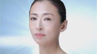 カネボウ化粧品 CM デュウボーテ 松雪泰子 DEW beaute.