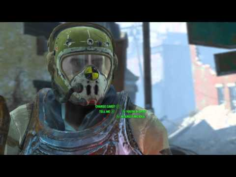 Fallout 4 charge card