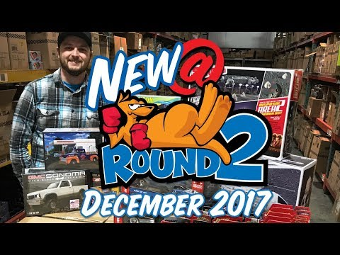 Round 2 December 2017 Product Spotlight