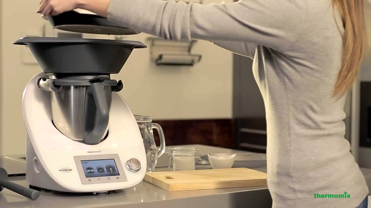 cocinar al vapor con thermomix tm5 youtube