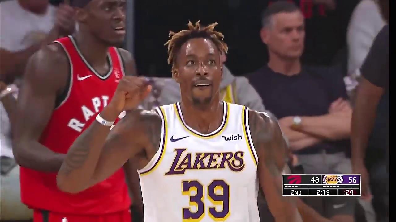 Lakers vs Raptors Full Game Highlights! 2019 NBA Season